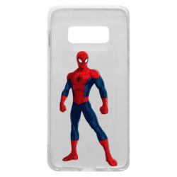 Чохол для Samsung S10e Spiderman in costume