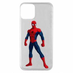 Чохол для iPhone 11 Spiderman in costume