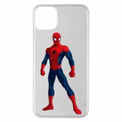 Чохол для iPhone 11 Pro Max Spiderman in costume