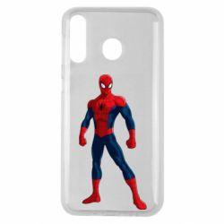 Чохол для Samsung M30 Spiderman in costume