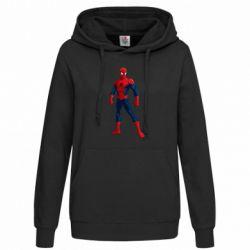 Толстовка жіноча Spiderman in costume
