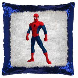 Подушка-хамелеон Spiderman in costume