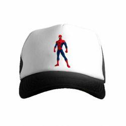 Дитяча кепка-тракер Spiderman in costume