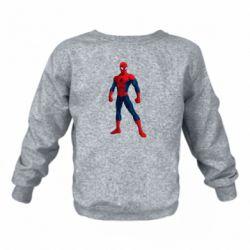 Дитячий реглан (світшот) Spiderman in costume