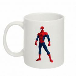 Кружка 320ml Spiderman in costume
