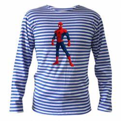 Тільник з довгим рукавом Spiderman in costume