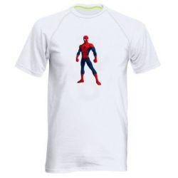 Чоловіча спортивна футболка Spiderman in costume