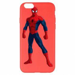 Чохол для iPhone 6 Plus/6S Plus Spiderman in costume