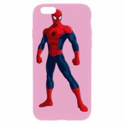 Чохол для iPhone 6/6S Spiderman in costume