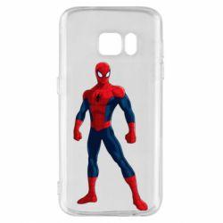 Чохол для Samsung S7 Spiderman in costume