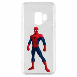 Чохол для Samsung S9 Spiderman in costume