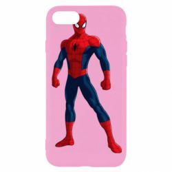 Чохол для iPhone 8 Spiderman in costume