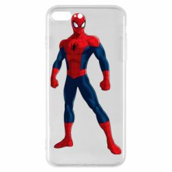 Чохол для iPhone 8 Plus Spiderman in costume