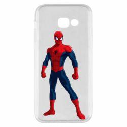 Чохол для Samsung A5 2017 Spiderman in costume