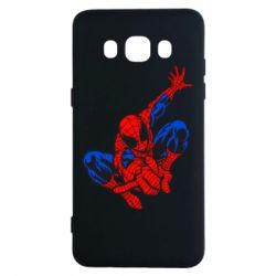 Чехол для Samsung J5 2016 Spiderman - FatLine