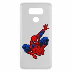 Чехол для LG G6 Spiderman - FatLine