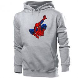 Мужская толстовка Spiderman - FatLine