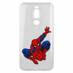 Чехол для Meizu X8 Spiderman - FatLine