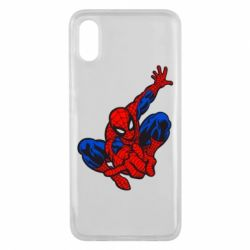 Чехол для Xiaomi Mi8 Pro Spiderman - FatLine