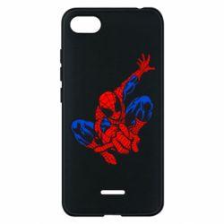 Чехол для Xiaomi Redmi 6A Spiderman - FatLine