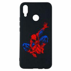 Чехол для Huawei P Smart Plus Spiderman - FatLine