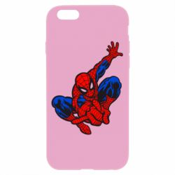 Чехол для iPhone 6/6S Spiderman - FatLine