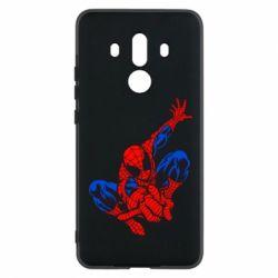 Чехол для Huawei Mate 10 Pro Spiderman - FatLine