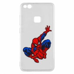 Чехол для Huawei P10 Lite Spiderman - FatLine