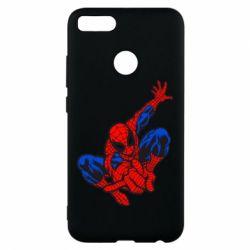 Чехол для Xiaomi Mi A1 Spiderman - FatLine