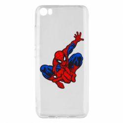 Чехол для Xiaomi Xiaomi Mi5/Mi5 Pro Spiderman - FatLine