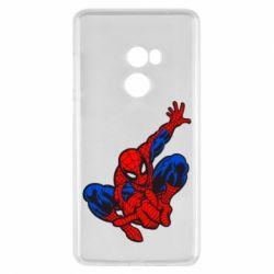 Чехол для Xiaomi Mi Mix 2 Spiderman - FatLine