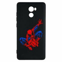 Чехол для Xiaomi Redmi 4 Spiderman - FatLine