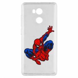 Чехол для Xiaomi Redmi 4 Pro/Prime Spiderman - FatLine