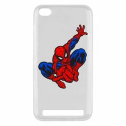 Чехол для Xiaomi Redmi 5a Spiderman - FatLine