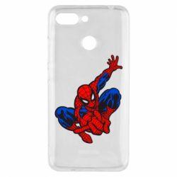 Чехол для Xiaomi Redmi 6 Spiderman - FatLine
