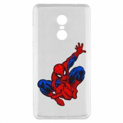 Чехол для Xiaomi Redmi Note 4x Spiderman - FatLine