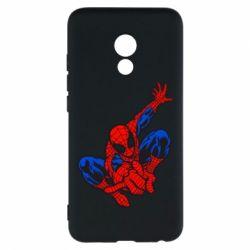 Чехол для Meizu Pro 6 Spiderman - FatLine