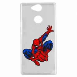 Чехол для Sony Xperia XA2 Spiderman - FatLine