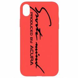 Чохол для iPhone XR Sport mini produced by acura