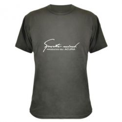 Камуфляжна футболка Sport mini produced by acura