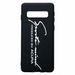 Чохол для Samsung S10 Sport mini produced by acura