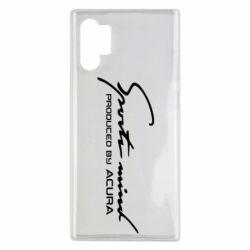 Чохол для Samsung Note 10 Plus Sport mini produced by acura