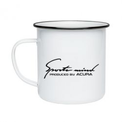 Кружка емальована Sport mini produced by acura