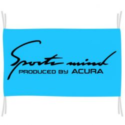 Прапор Sport mini produced by acura