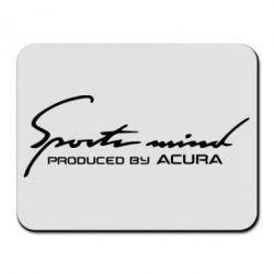 Килимок для миші Sport mini produced by acura