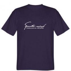 Чоловіча футболка Sport mini produced by acura