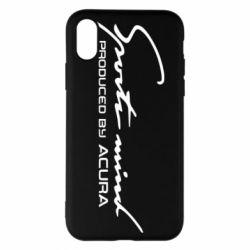 Чохол для iPhone X/Xs Sport mini produced by acura