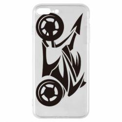 Чохол для iPhone 7 Plus Спортивный байк