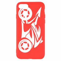 Чохол для iPhone 8 Спортивный байк