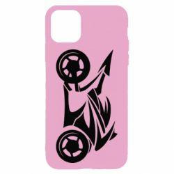 Чохол для iPhone 11 Спортивный байк